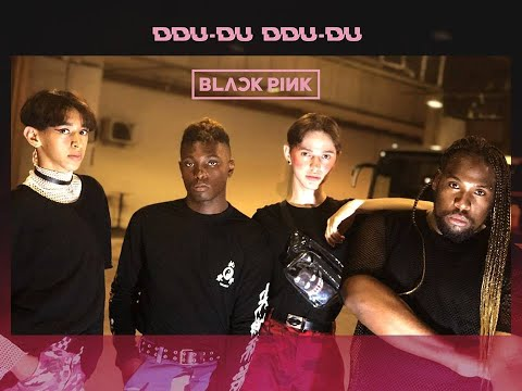 BLACKPINK ( 블랙핑크 ) - 뚜두뚜두 ( DDU-DU DDU-DU ) Dance Cover By The Hive From France