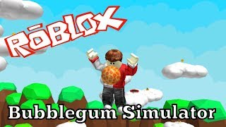 Roblox - Bubblegum Simulator - Alexander Bosko