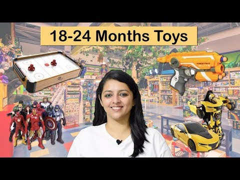 Top 10 Toys For 18-24 Month Old Baby   How To Engage Your Baby?