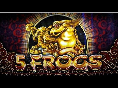 5 frogs aristocrat technologies wiki