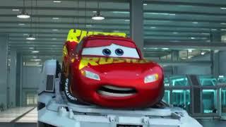 Şimşek McQueen Piste Geri Dönüyor!