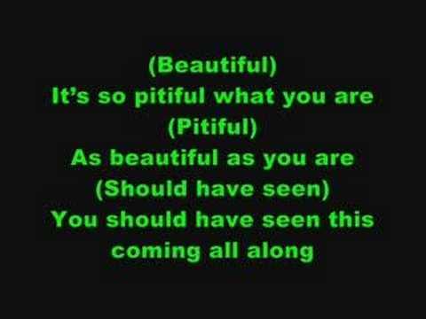 Beautiful - 10 years - with lyrics