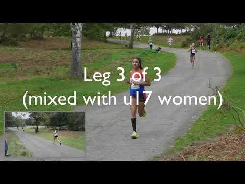 Under 17 Men National Road Relay Championships 071012017