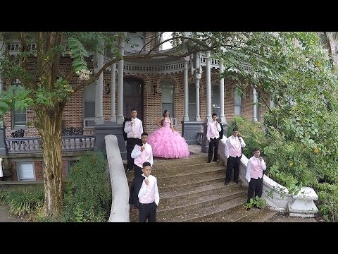 Mexican Quinceañera Tampa with Drone