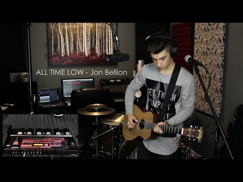 Jon Bellion - All Time Low (Cover by Josh...