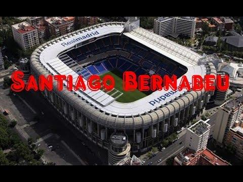 Santiago Bernabéu Stadium-Real Madrid C.F.