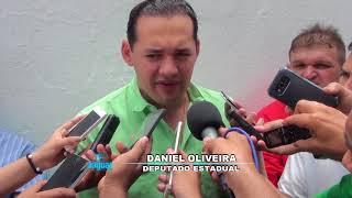 Encontro PMDB em Massapê - Deputado Daniel Oliveira