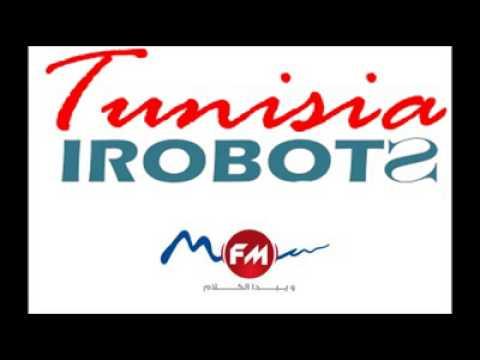 L'équipe de Tunisia IRobots sur les ondes de radio M FM