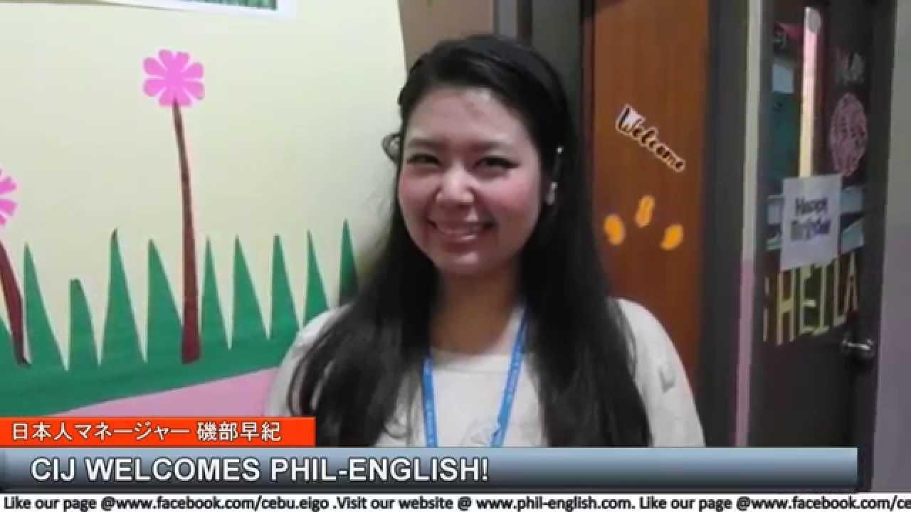CIJ – Trường dạy tiếng Anh với cơ sở tiện nghi tại Cebu