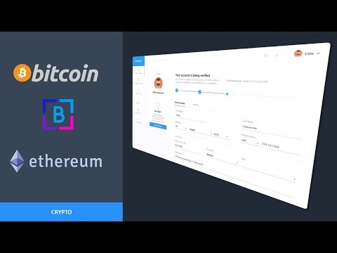VISUAL BASIC - How to design Beautiful Bitcoin Ethereum Exchange Dashboard VB WinForms