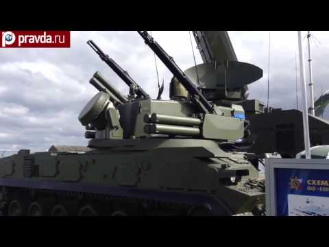 Russian arms scare the West