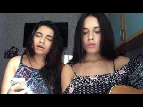 Mesmo sem estar - Luan Santana ft Sandy (Cover Carolina e Vitória Marcílio