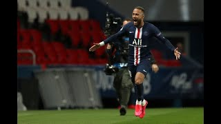 This is why PSG Bought Neymar Jr -  Big Game Player || HD