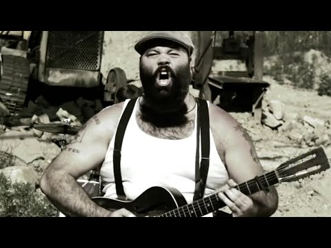 "The Reverend Peyton's Big Damn Band - ""Something For Nothing"""
