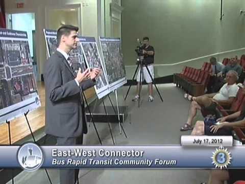 East-West Connector BRT