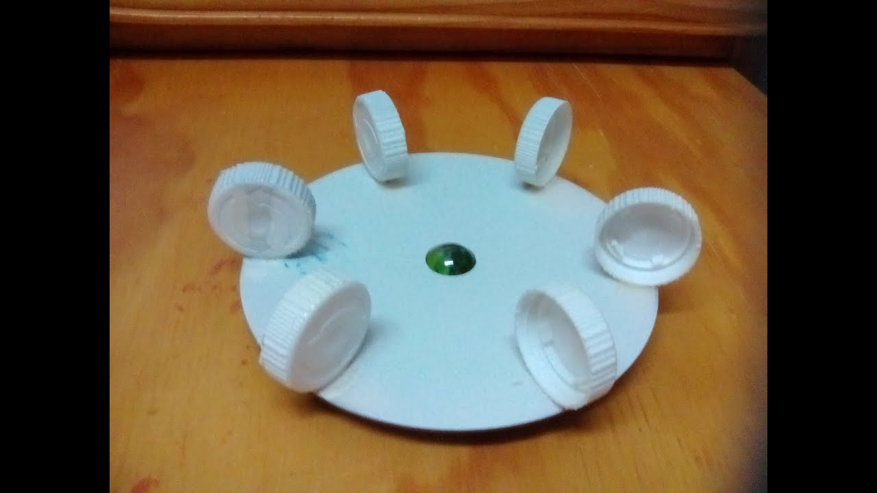 How to Make an Anemometer - With a CD