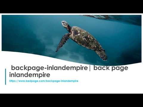 Backpage Inlandempire We Provide You With Many Different Services Try For Free