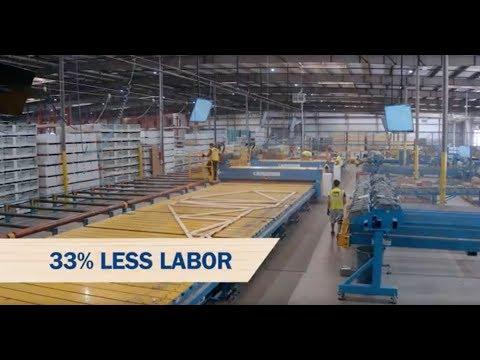 BMC Automated Truss Plant - Interview