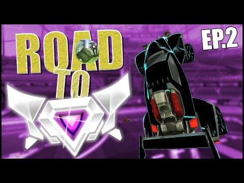 ROAD TO SUPERSONIC LEGEND [EP.2] - Rocket League Doppio ITA