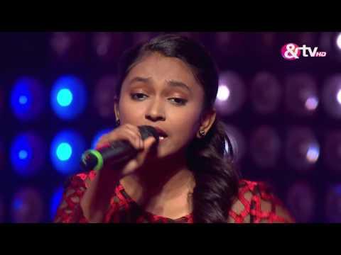 Krutika Borkar - Aao na | The Blind Auditions | The Voice India 2