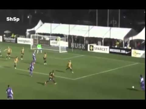Kaka Fantastic Skill Assist GOAL Orlando City vs Charleston Battery 2015 Carolina Challenge Cup
