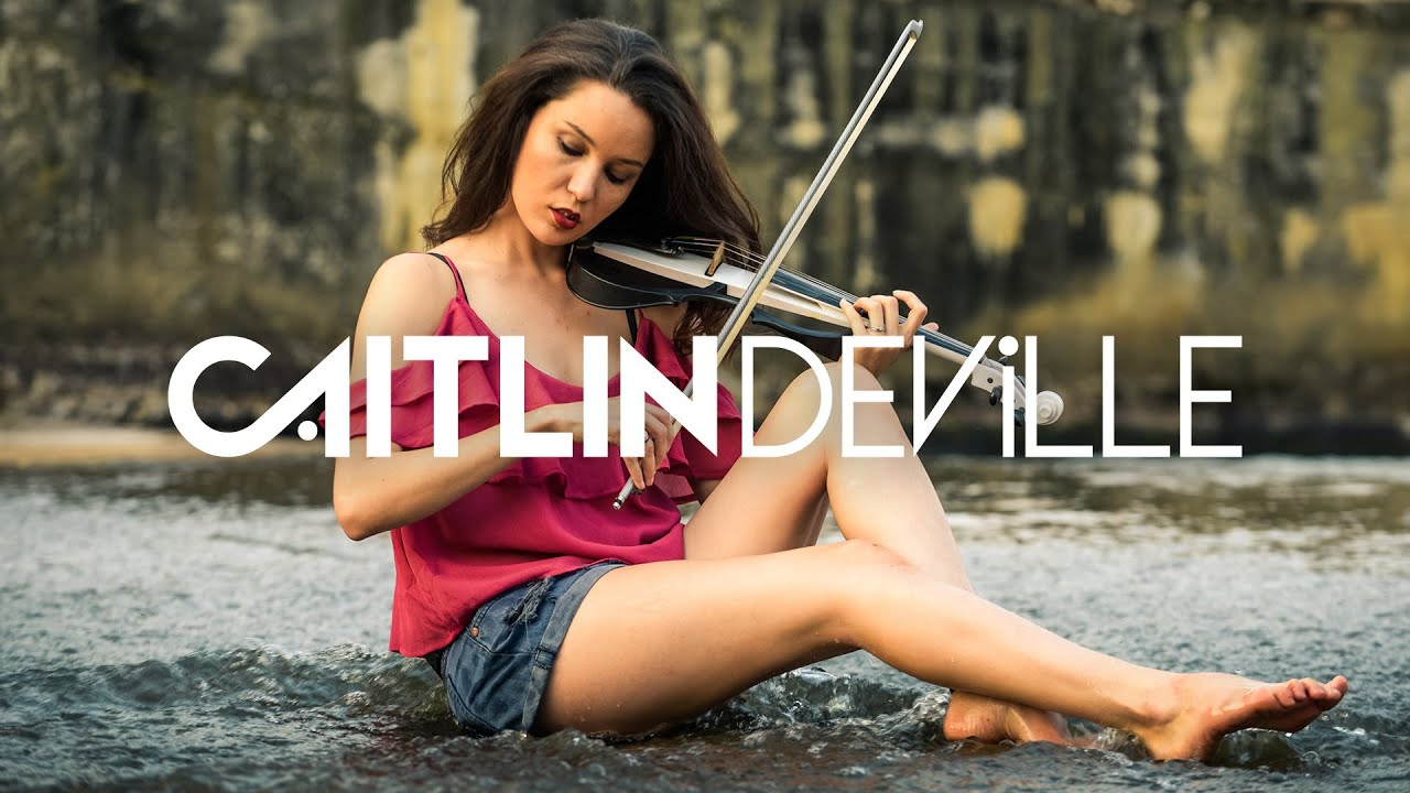 Bottle of Loneliness (El Mukuka ft  Kayla Jacobs) - Electric Violin Cover |  Caitlin De Ville
