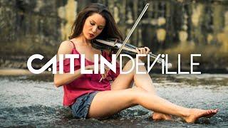 Bottle of Loneliness (El Mukuka ft. Kayla Jacobs) - Electric Violin Cover | Caitlin De Ville