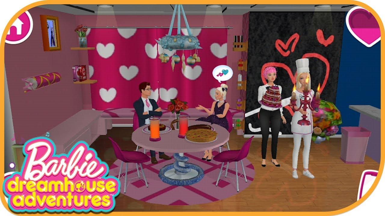 Download Barbie Dreamhouse Adventures #654   Christmas   Budge Studios   Game untuk anak   HayDay