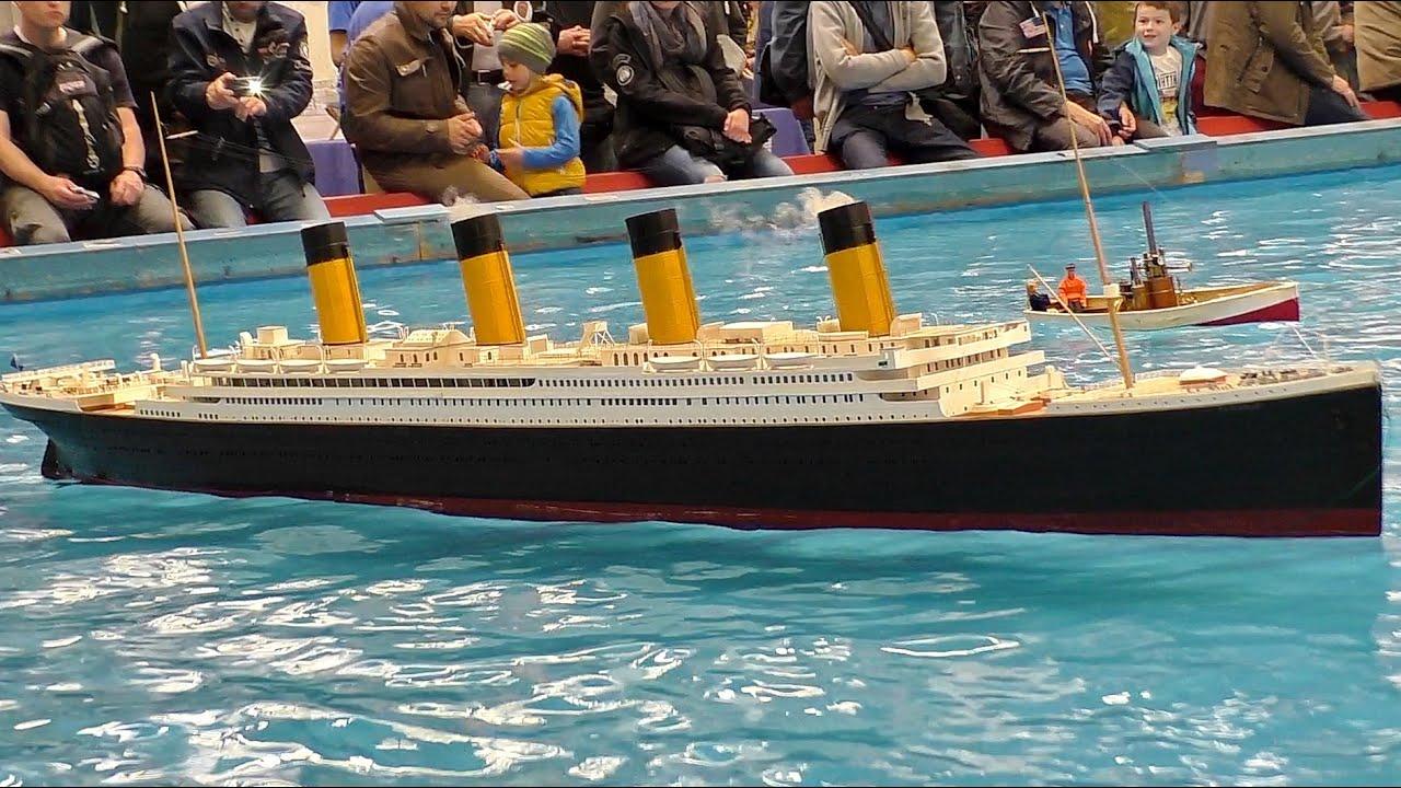 giant rc replica of titanic - RC Groups
