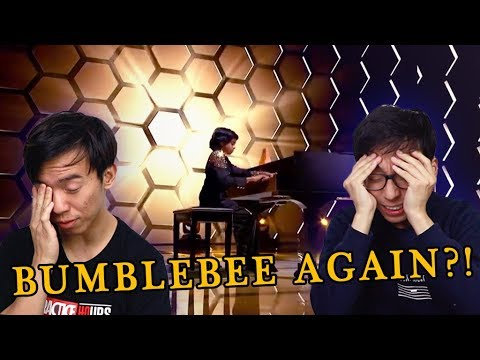 New Sacrilegious Kid Earns $1 Million playing Bumblebee at 325 bpm HELP
