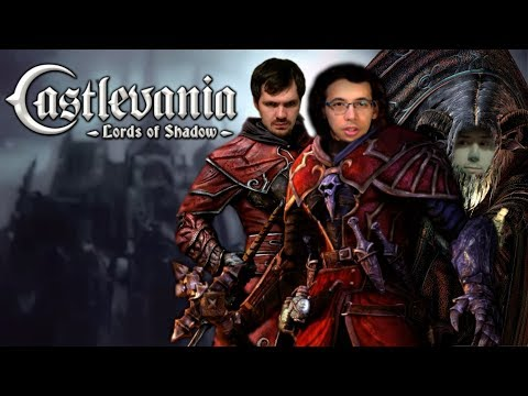 Avenging my Patience: Crapslevania: Lords of Shadow Livestream Playthrough [1/3]