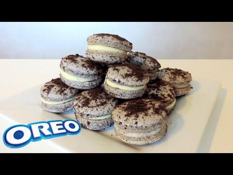 recette-des-macarons-aux-oreos-avec-célia---william's-kitchen