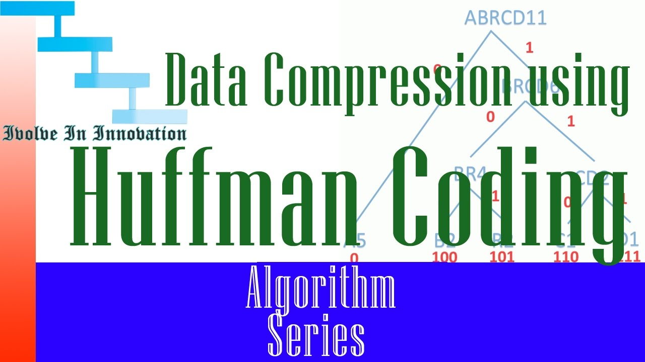 Data compression using Huffman coding Algorithm