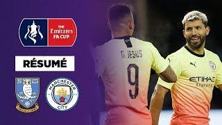 FA Cup : Aucun souci pour Manchester City contre Sheffield !