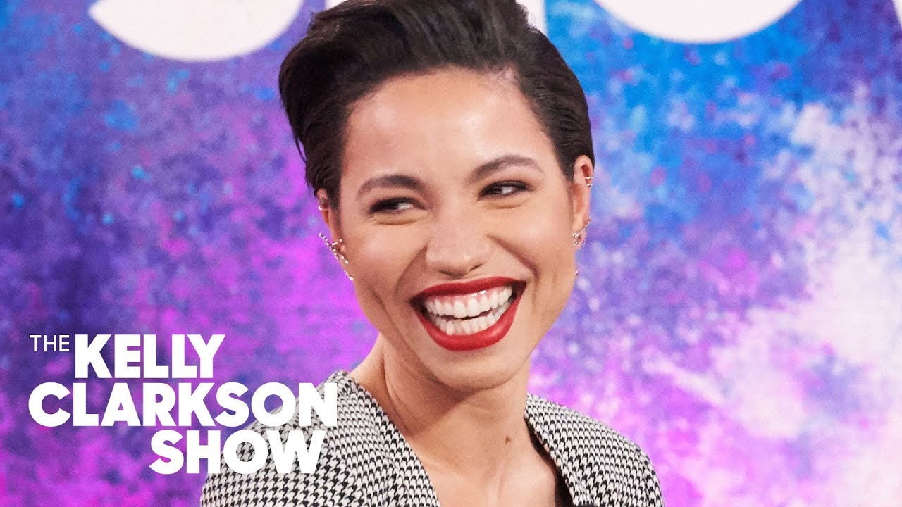 Jurnee Smollett Bell Plans To Let Margot Robbie Give Her A Tattoo Youtube