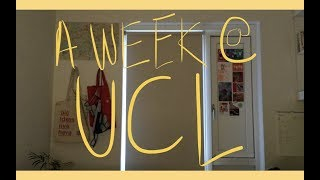 Week In The Life | UCL