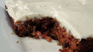 How To Make Carrot Cake - Recipe By Laura Vitale - Laura In The Kitchen Episode 70