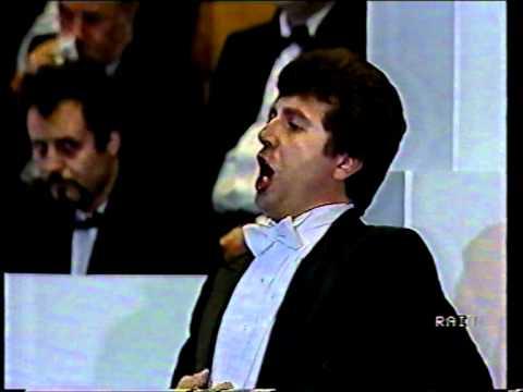 "Download Tenore JERRY HADLEY  - La Bohème  ""Che gelida manina"" - (Video Live)"