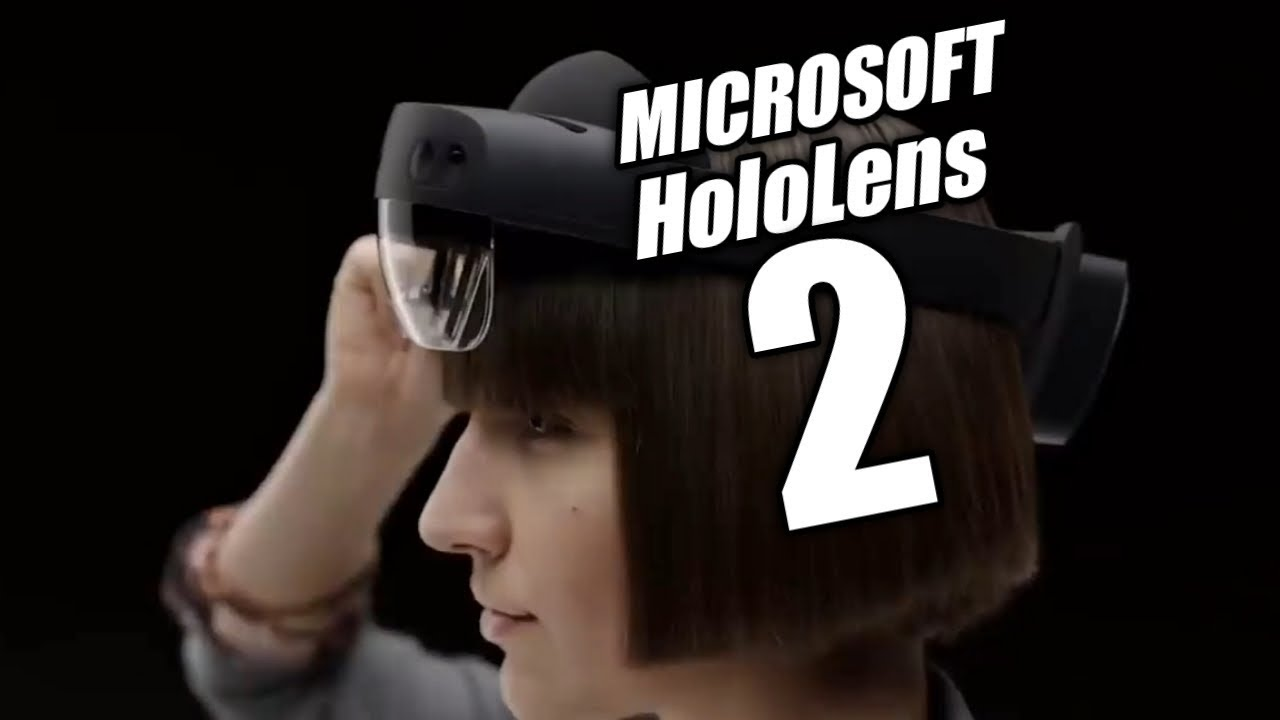 Microsoft HoloLens 2 First Look | HoloLens 2 Live Demo | Mwc Event 2019