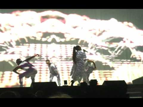 Ariana Grande/Victoria Monét/BIA - Dangerous Woman Tour Clips (Oslo, Norway)