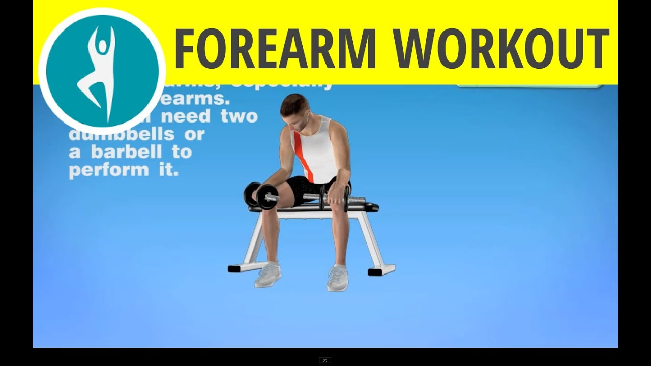 Forearm Building At Home