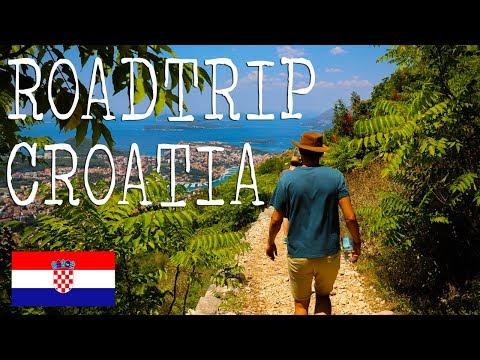 Roadtrip in Croatia - Split Dubrovnik Zagreb Plitvice Krka Brac Hvar | 10 days in Croatia 2018
