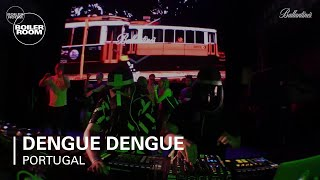 dengue dengue dengue boiler room ballantines stay true portugal live set
