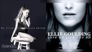Love Me Harder Than You Do | Ellie Goulding & Ariana Grande feat. The Weekend Mixed Mashup!