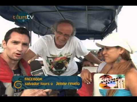 Salvador Tours y Tours TV 8 en Hotel Pacific Paradise El Salvador Parte 2