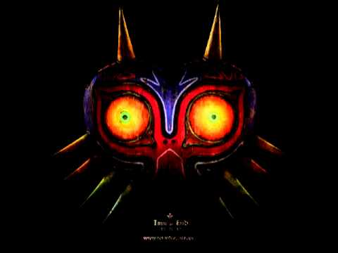 Theophany - Time's End - Majora's Mask Remixed