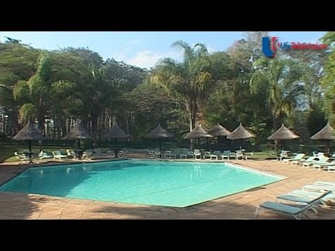 US Television - Malawi (Sunbird Capital Hotel)