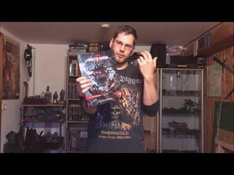 Du0026D 5th Monster Manual Review [German]