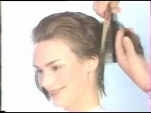 Simple Method To Cut Their Hair Short Youtube