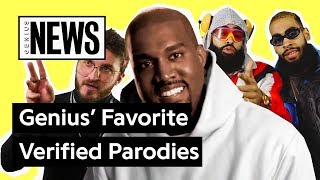 The Best Verified Parodies | Genius News